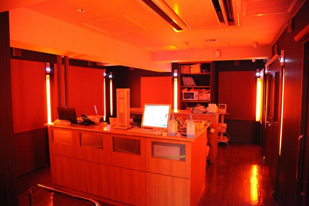 オーバーナイト用透析室